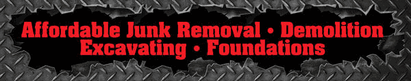 Affordable Junk Removal & Demolition at the Jersey Shore