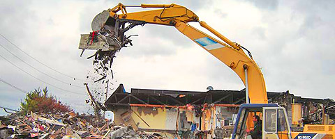 Demolition Contractors - New Jersey Shore