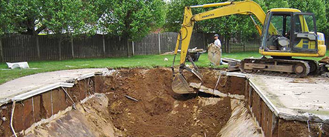 Excavating Contractors - New Jersey Shore