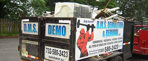 Junk Removal - New Jersey Shore